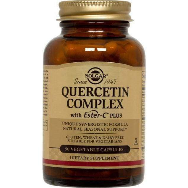 Quercetin Complex1 - NPG/Solgar - Earthly Nutrition