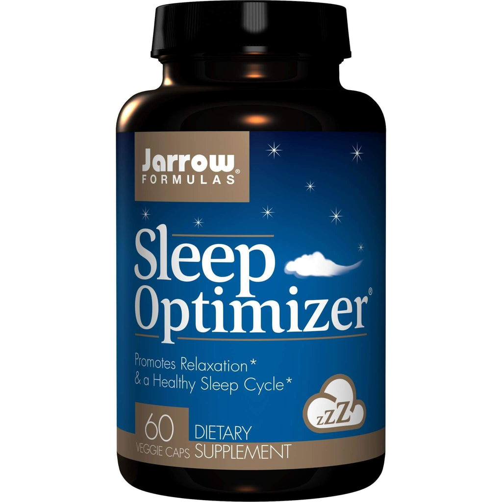 Sleep Optimizer 60 cap - Jarrow - Earthly Nutrition