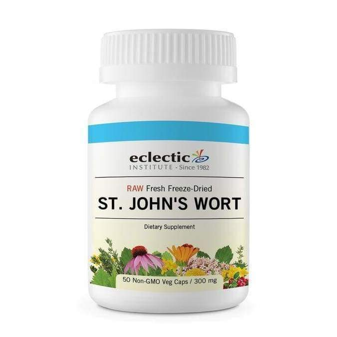 St. John's 300 mg FD - Earthly Nutrition