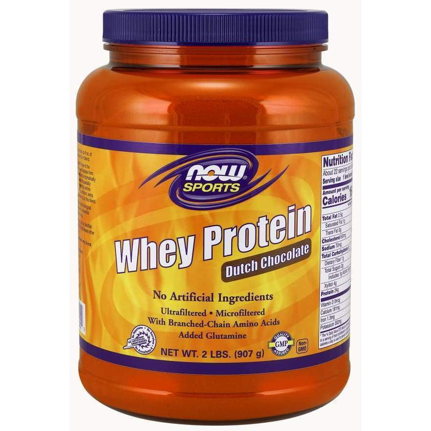 Whey Protein Choc 2 lbs - MSRP $34.99 - Earthly Nutrition