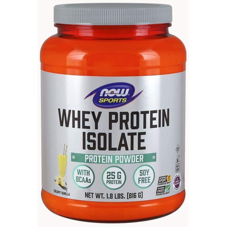 Whey Protein Iso Van 1.8 lbs - MSRP $44.99 - Earthly Nutrition