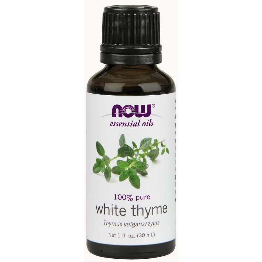 White Thyme Oil 1 oz - MSRP $14.99 - Earthly Nutrition