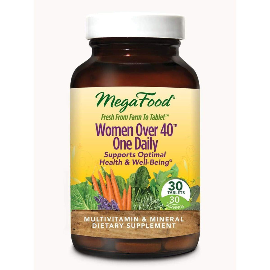 Women Over 40 One Daily 30ct - Earthly Nutrition
