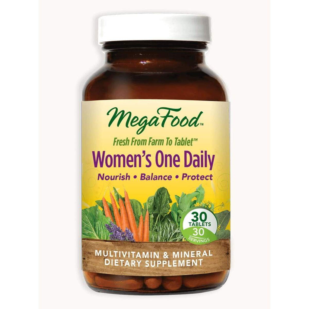 Women's One Daily 30ct - Earthly Nutrition