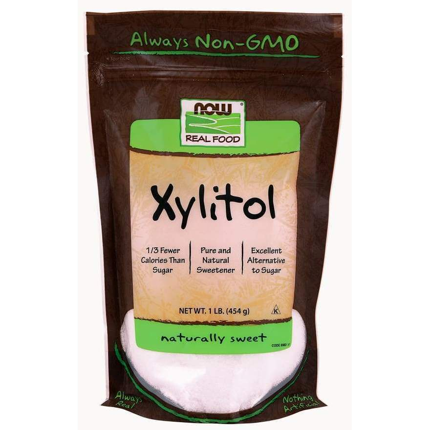 Xylitol 1 lb - MSRP $6.99 - Earthly Nutrition
