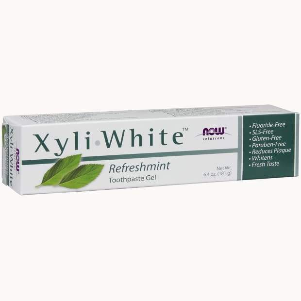 Xyliwhite Mint 6.4 oz - MSRP $5.49 - Earthly Nutrition