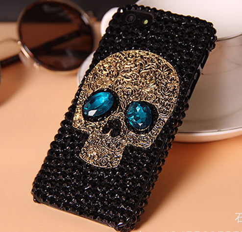 Retro Skull iPhone Case