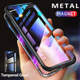 Metal Magnetic Case for iPhone and Samsung