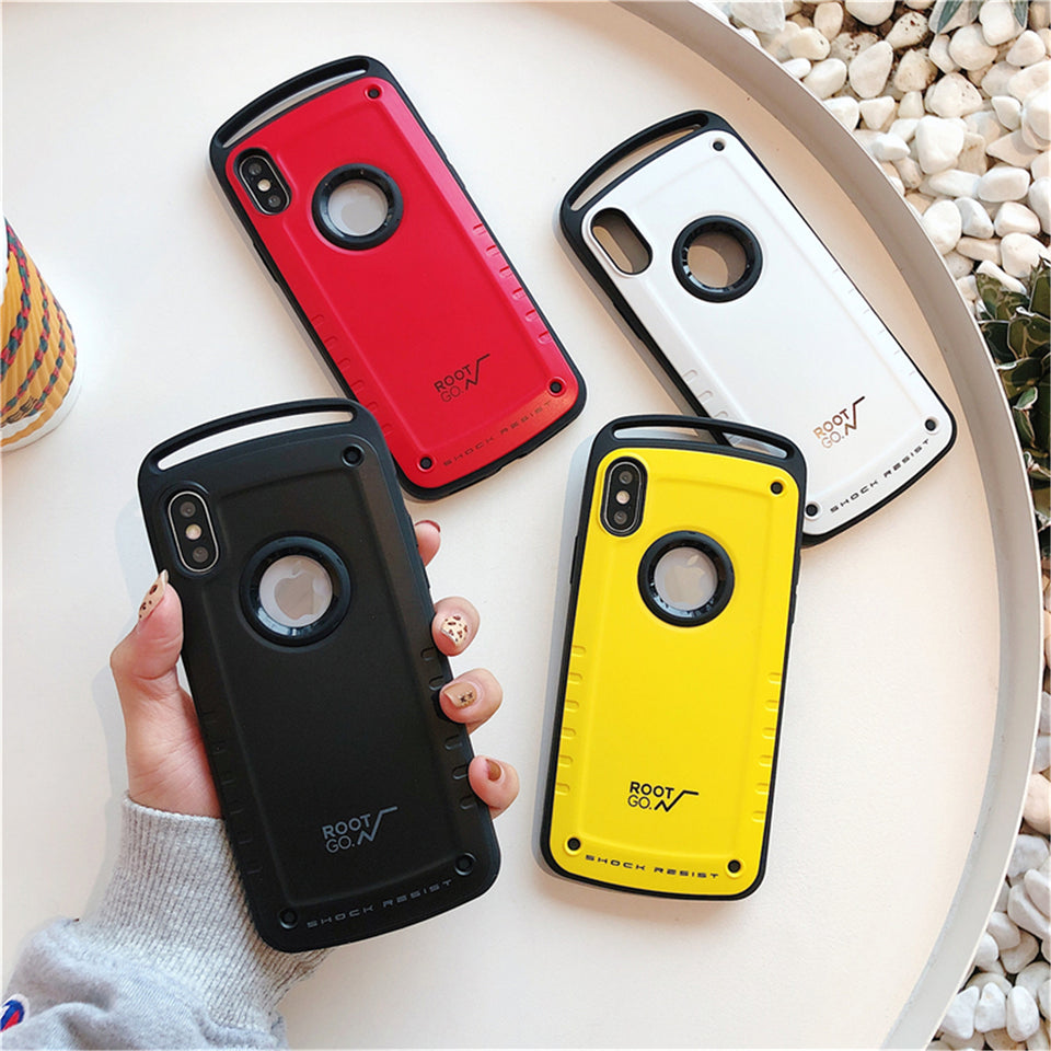 Military Grade Protection iPhone Cases