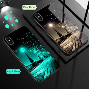 Luminous / Glow in Dark Scenery View iPhone Case
