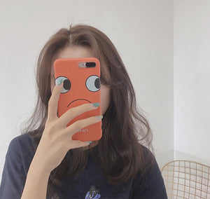 Face Block When Having Selfie Case For iPhone