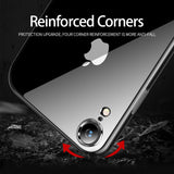 Ultra Thin Transparent Soft TPU Case For iPhone