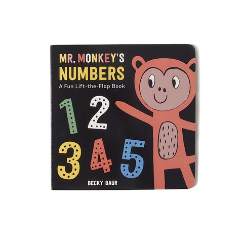 Mr. Monkey's Numbers
