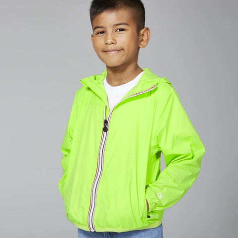 08 Sam Jacket Green Fluo