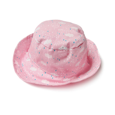 Bucket hat Cloud pink