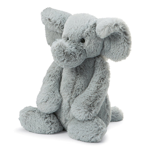 Bashful Elephant Grey medium