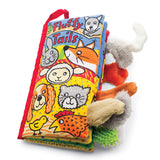Jellycat book fluffy tails