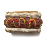 Hot dog rattle