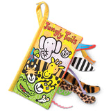 Jellycat book jungly tail