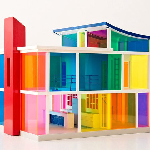 Kaleidoscope House - original box
