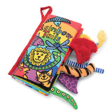 Jellycat book rainbow tails