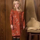 Wander Marna dress ginger swan