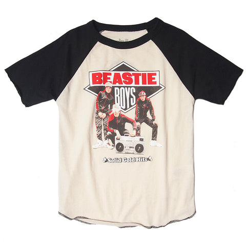 Beastie Boys raglan is sporty, stylish and extra soft.
