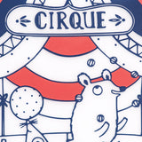 modern twist mark mat set Circus
