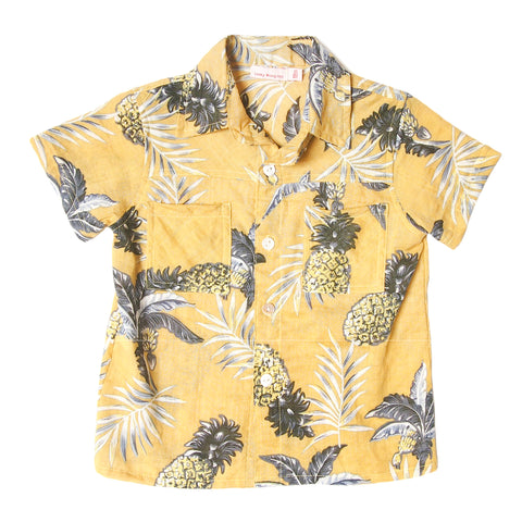 City Shirt Pineapples