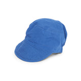 Wander & Wonder Postman Cap One Size. French Blue.