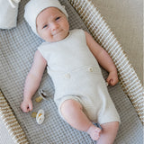 1+ Elmo jumpsuit cream