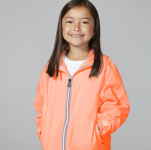 08 Sam Jacket Orange Fluo