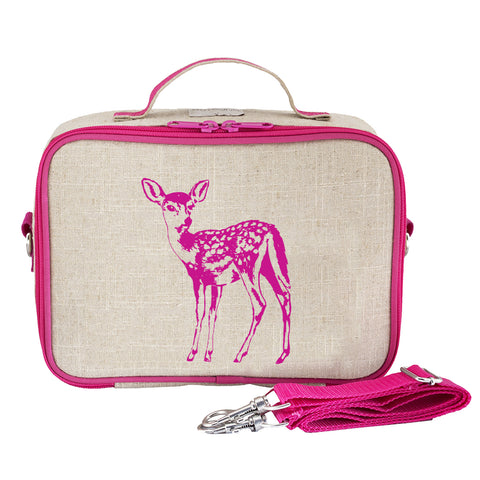 Lunch box Pink fawn