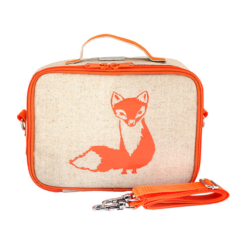 Lunch box Orange fox