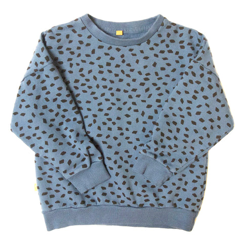Stones sweatshirt blue