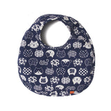 Bib Neko Cats one size