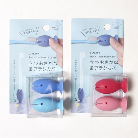 Osakana toothbrush cover