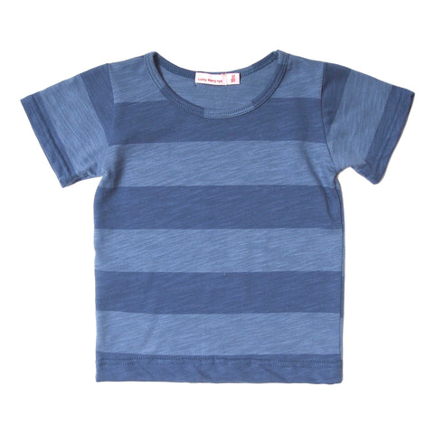 Wide Stripe s/s infant tee