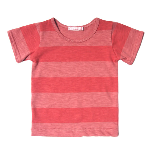 Wide Stripe s/s tee toddler