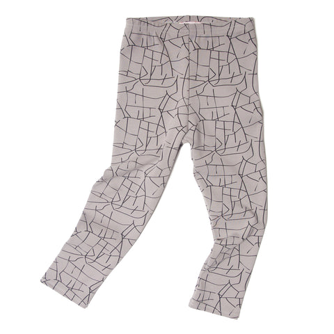 Ab grey toddler leggings