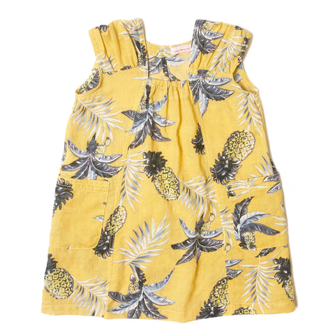 Pineapple umi dress