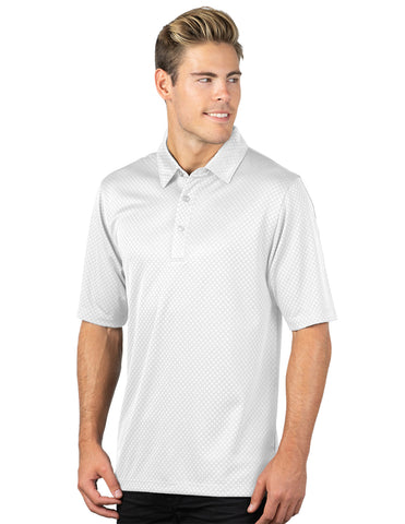 Tri-Mountain Mens Knit Polo Shirts 038