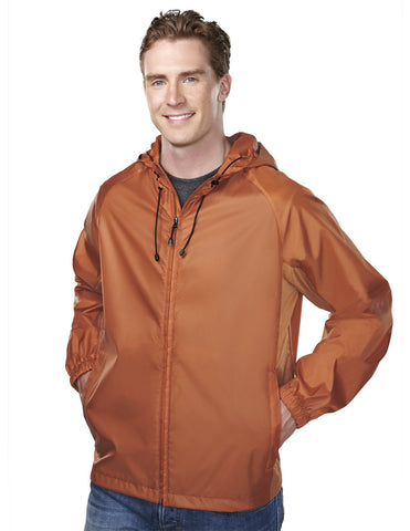 Tri-Mountain Jepson Long Sleeve Hood Jacket 1150