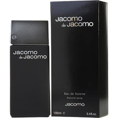 MEN EDT SPRAY 3.4 OZ JACOMO DE JACOMO by Jacomo