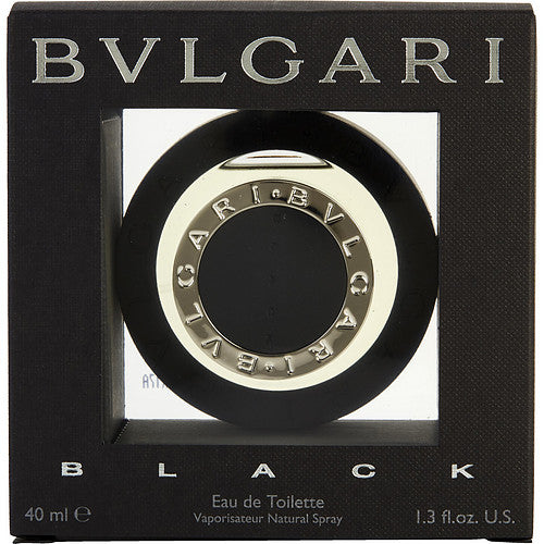 UNISEX EDT SPRAY 1.3 OZ BVLGARI BLACK by Bvlgari