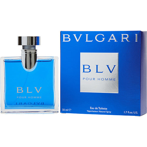 MEN EDT SPRAY 1.7 OZ BVLGARI BLV by Bvlgari