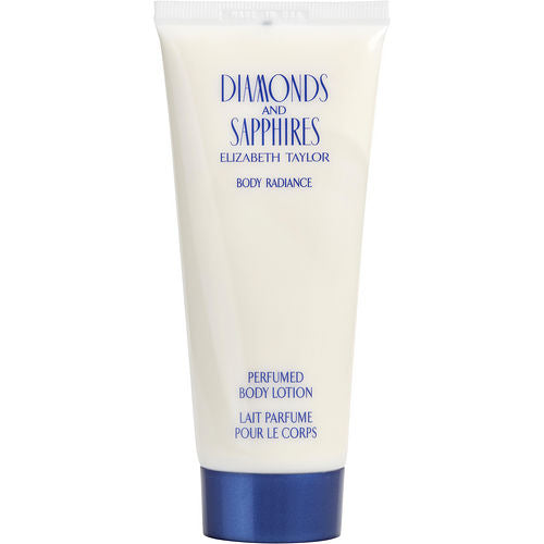 WOMEN BODY LOTION 3.3 OZ DIAMONDS & SAPPHIRES by Elizabeth Taylor