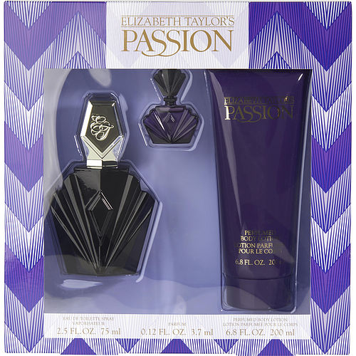 WOMEN PASSION by Elizabeth Taylor