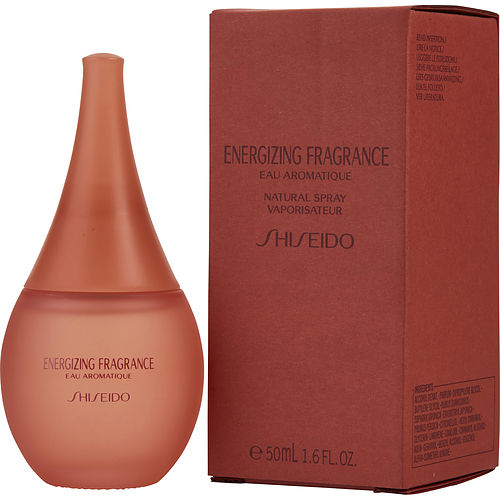 WOMEN ENERGIZING EAU AROMATIQUE EAU DE PARFUM SPRAY 1.6 OZ SHISEIDO by Shiseido