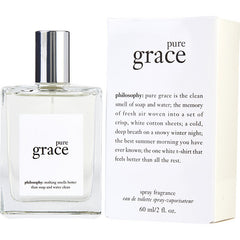 WOMEN EDT SPRAY 2 OZ PHILOSOPHY PURE GRACE by Philosophy